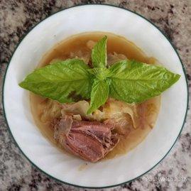 Beef & Cabbage Chilurri