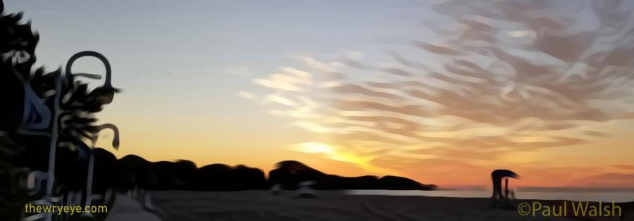 Sunrise Zen Moment